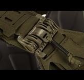 Templar's Gear Ranger Green