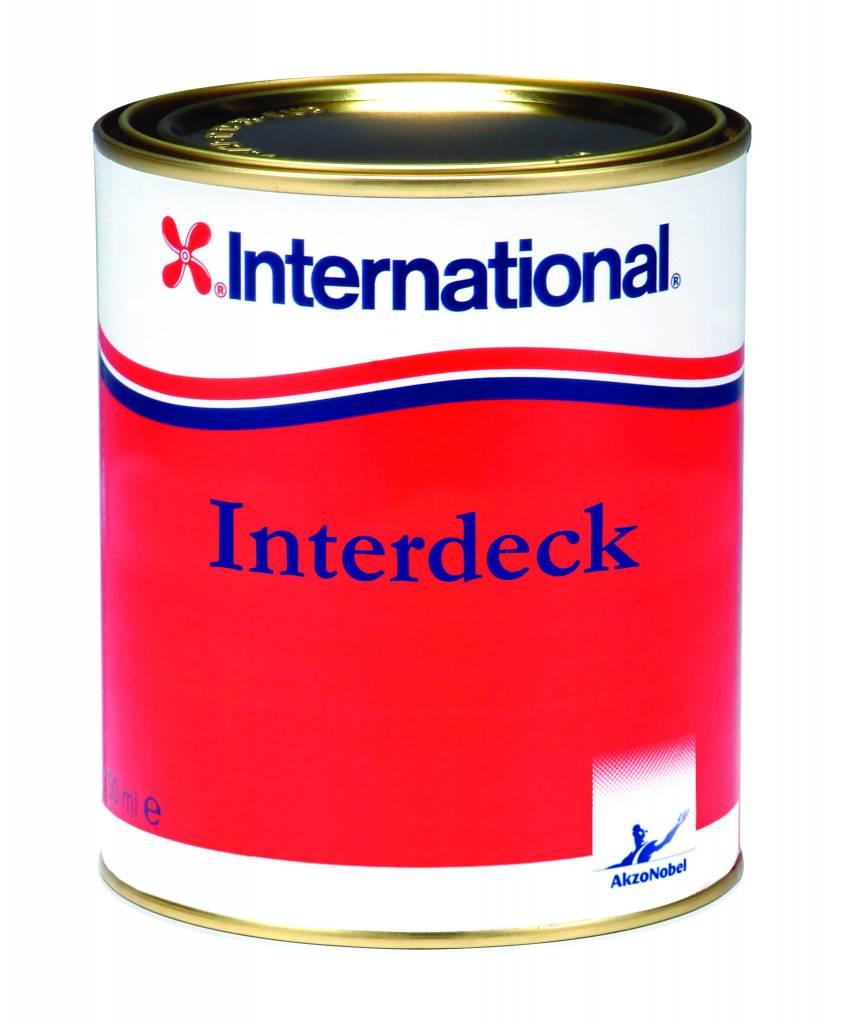 International Paint International Interdeck dekverf