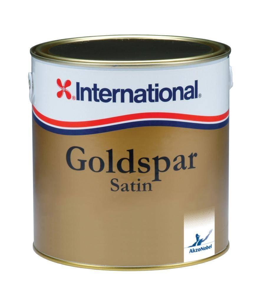 International Paint International Goldspar Satin