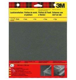 3M 3m waterproof schuurpapier p240