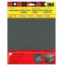 3M 3M waterproof schuurpapier p400