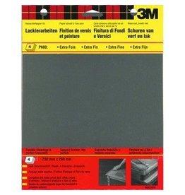3M 3M waterproof schuurpapier p600