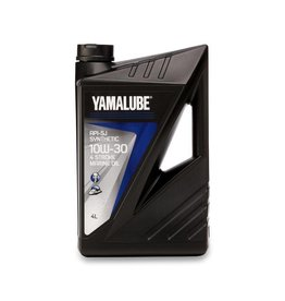 Yamaha Yamalube synthetic 10W30 motorolie