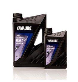 Yamaha Yamalube synthetic 15W40 motorolie