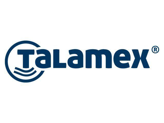 Talamex Bolder rvs 130mm