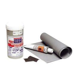 Talamex Polymarine Reparatieset PVC grijs