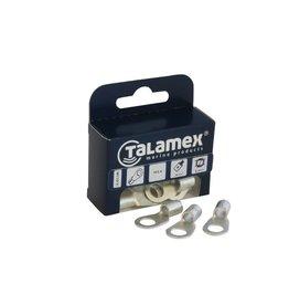 Talamex KABELOOG Gat 10mm 2st  50mm2