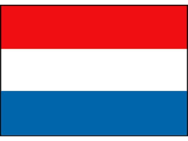 Faber Pro-Motion Vlag Nederland