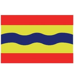 Faber Pro-Motion vlag Overijssel 20 x 30cm