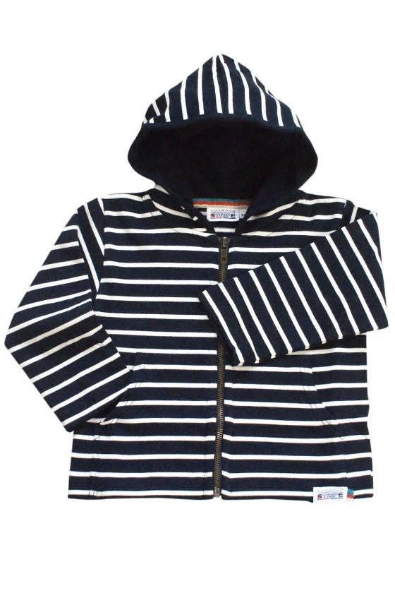 Breton Stripe Breton Stripe Baby Hoody