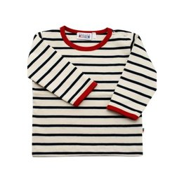 Breton Stripe Breton Stripe Button Shirt Baby