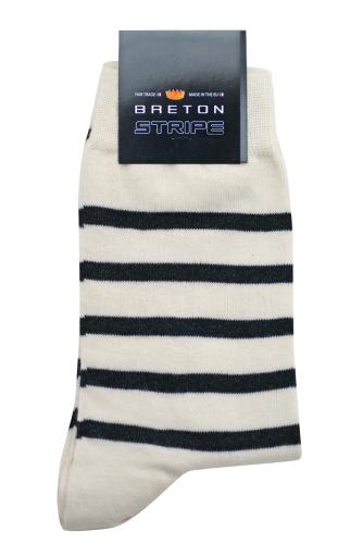 Breton Stripe Breton Stripe Adult Socks