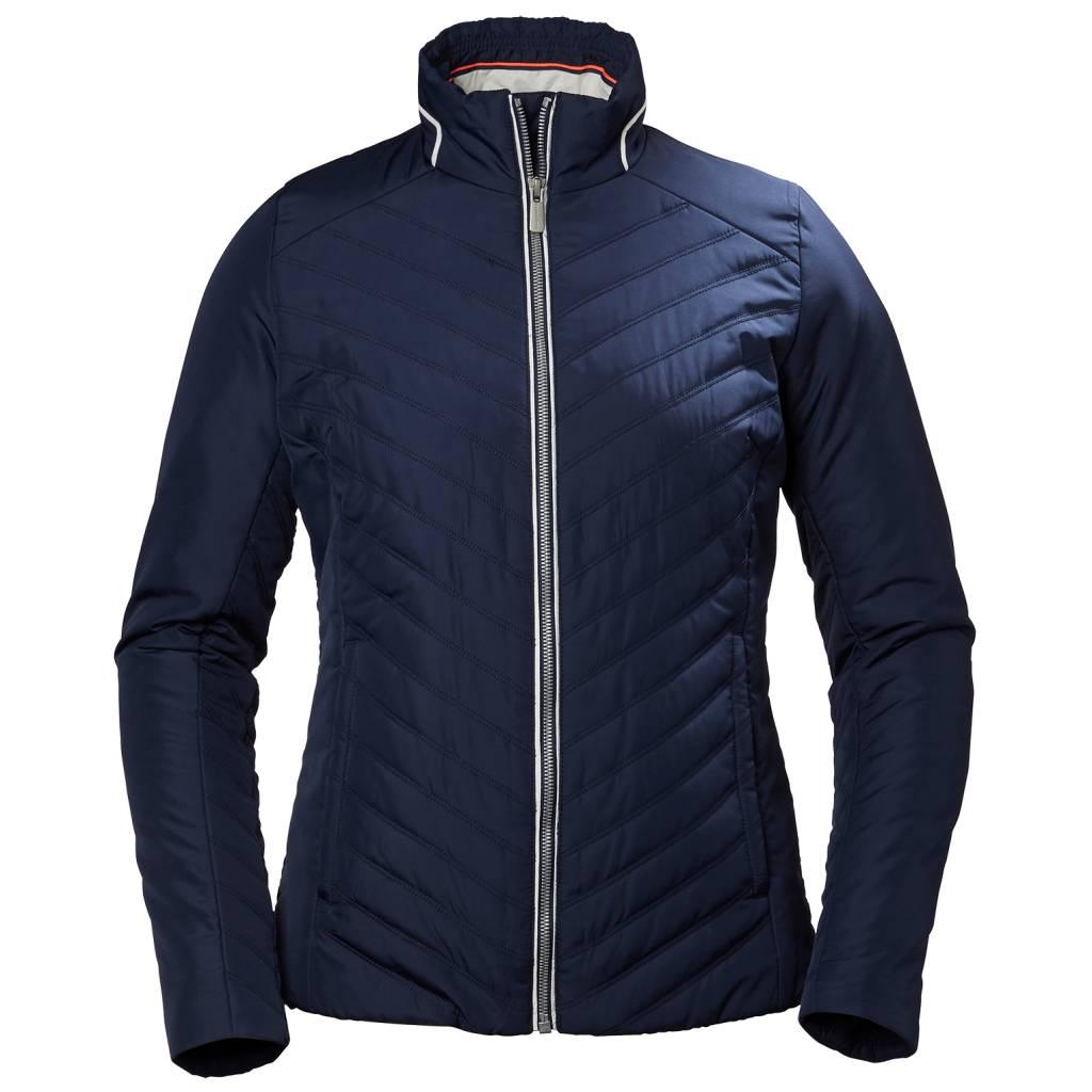 Helly Hansen HH Crew insulator jacket dames Evening Blue