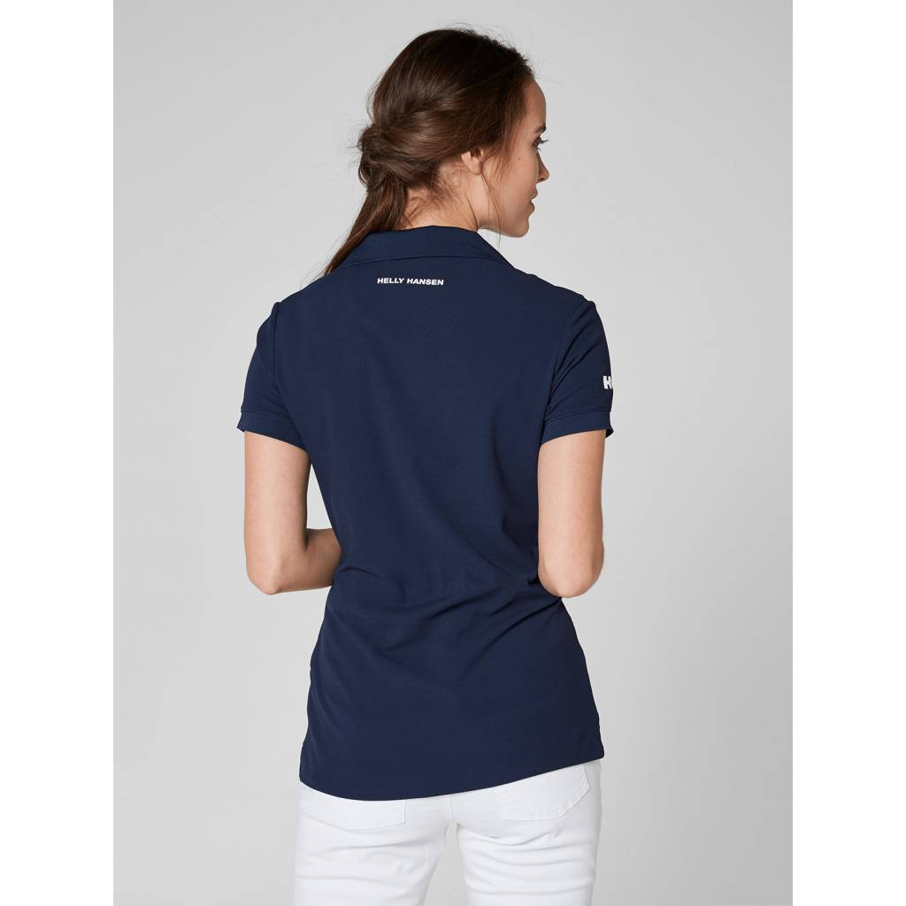 Helly Hansen HH Crewline polo dames Evening Blue