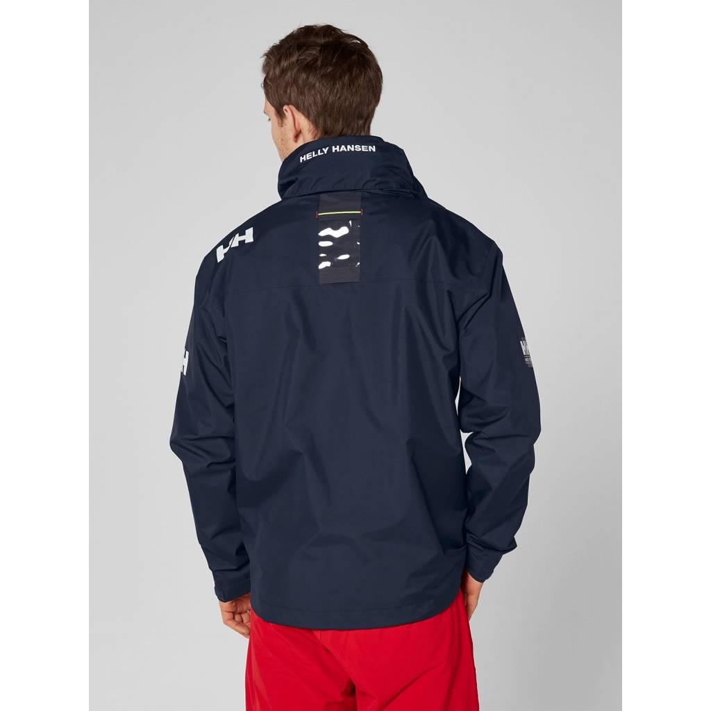 Helly Hansen HH Crew hooded Midlayer jacket navy