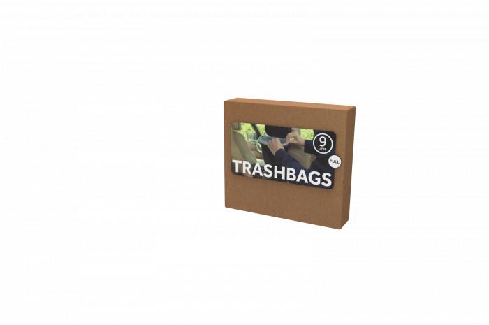Flextrash Flextrash vuilniszakken 9L 20 stuks