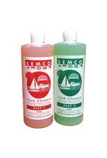 Semco Semco teak cleaner 2x 1000ml