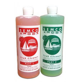 Semco Semco teak cleaner 2x 500ml