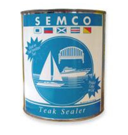 Semco Semco teak sealer Natural 1000ml