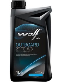 Wolf Outboard 2-takt olie