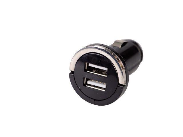12V USB Adapter Dubbel
