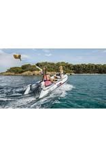 Yamaha YAM 310S rubberboot met opblaaskiel en aluminium vlonders
