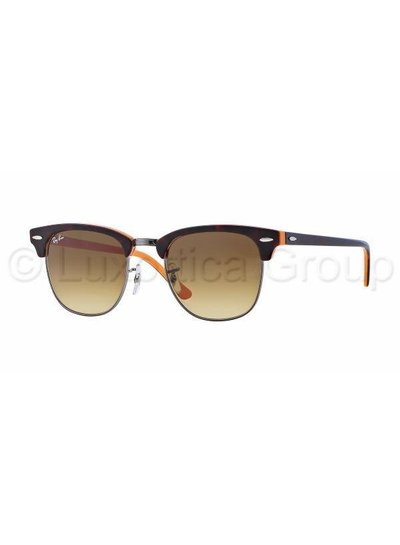 Ray-Ban Clubmaster - RB3016 112685 | Ray-Ban Zonnebrillen | Fuva.nl