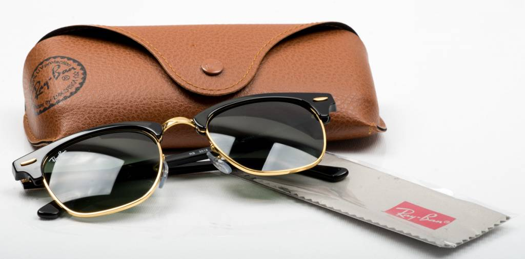 176d3001627196 Ray-Ban Clubmaster - RB3016 W0365
