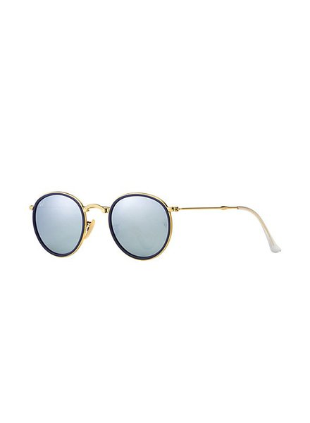 Ray-Ban Round Metal Folding - RB3517 001/30