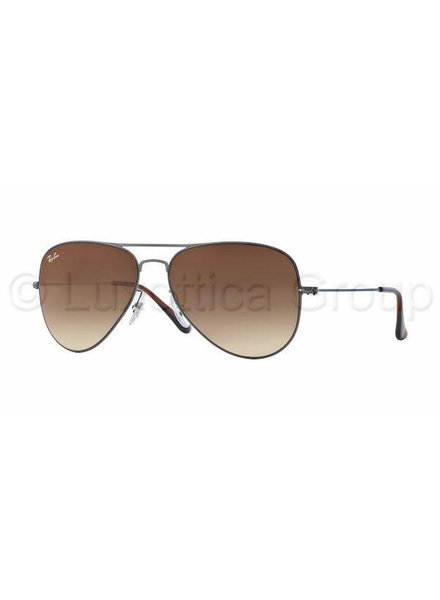 Ray-Ban Aviator Flat Metal - RB3513 147/13