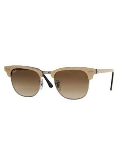 Ray-Ban Clubmaster - RB3016 989/51 | Ray-Ban Zonnebrillen | Fuva.nl