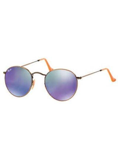 Ray-Ban Round Metal - RB3447 167/1M | Ray-Ban Zonnebrillen | Fuva.nl
