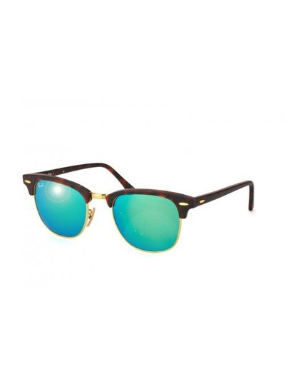 Ray-Ban Clubmaster - RB3016 114519 | Ray-Ban Zonnebrillen | Fuva.nl