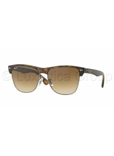 Ray-Ban Clubmaster Oversized - RB4175 878/51 | Ray-Ban Zonnebrillen | Fuva.nl