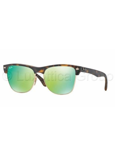 Ray-Ban Clubmaster Oversized - RB4175 609219 | Ray-Ban Zonnebrillen | Fuva.nl