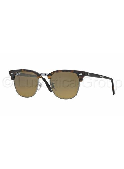 Ray-Ban Clubmaster Folding Gepolariseerd - RB2176 1151M7 | Ray-Ban Zonnebrillen | Fuva.nl