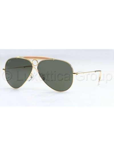 Ray-Ban SHOOTER - RB3138 001 | Ray-Ban Zonnebrillen | Fuva.nl