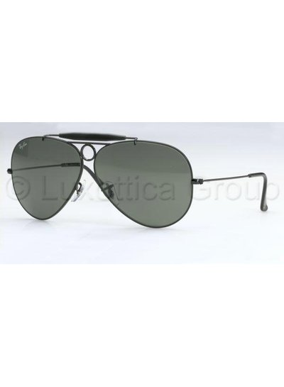 Ray-Ban SHOOTER - RB3138 002 | Ray-Ban Zonnebrillen | Fuva.nl