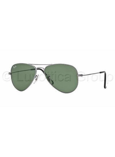 Ray-Ban Aviator Small Metal - RB3044 W3100 | Ray-Ban Zonnebrillen | Fuva.nl