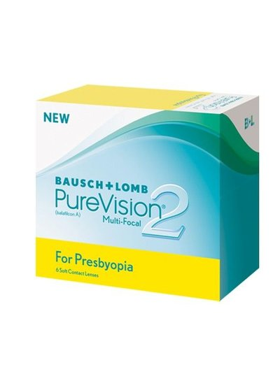 PureVision 2 for Presbyopia - 12Pack