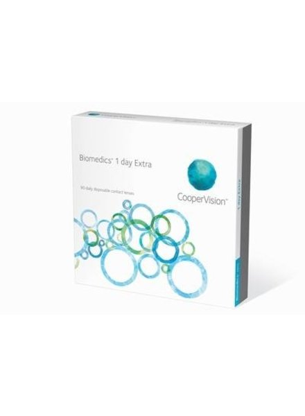 Biomedics 1-Day Extra 90-Pack - Coopervision