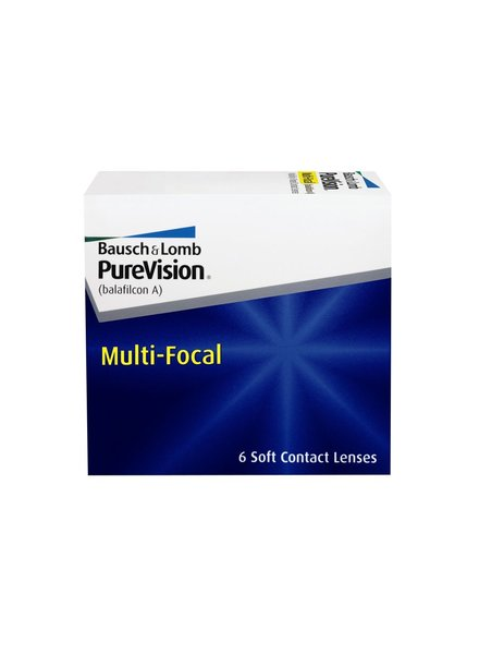 PureVision Multi-Focal 6-Pack - Bausch & Lomb