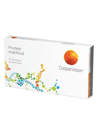 Proclear Multifocal 6-Pack van Coopervision bestelt u makkelijk en snel bij Fuva.nl