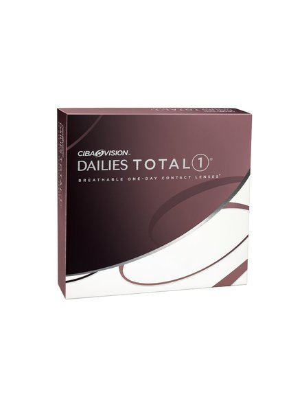 DAILIES TOTAL 1 90-Pack - CIBA Vision