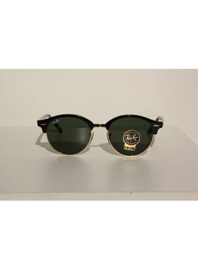 Ray-Ban Clubround - RB4246 901 | Ray-Ban Zonnebrillen | Fuva.nl