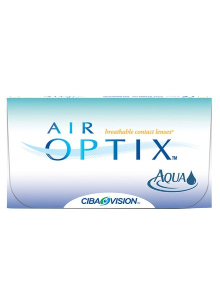 Air Optix Aqua 6-Pack - CIBA Vision