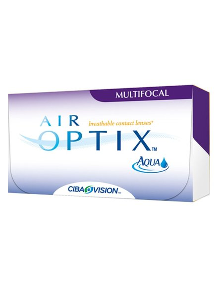 Air Optix Aqua Multifocal 6-Pack - CIBA Vision