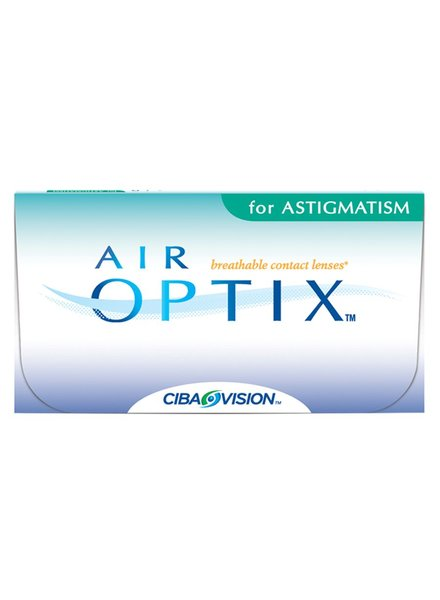 Air Optix for Astigmatism 6-Pack - CIBA Vision