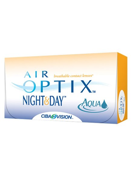 Air Optix Night & Day Aqua 6-Pack - CIBA Vision