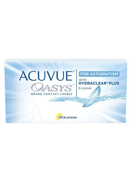 Acuvue Oasys for Astigmatism 6-Pack - Johnson & Johnson